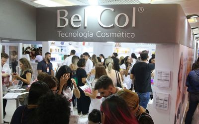 Bel Col marca presença na Estética in São Paulo
