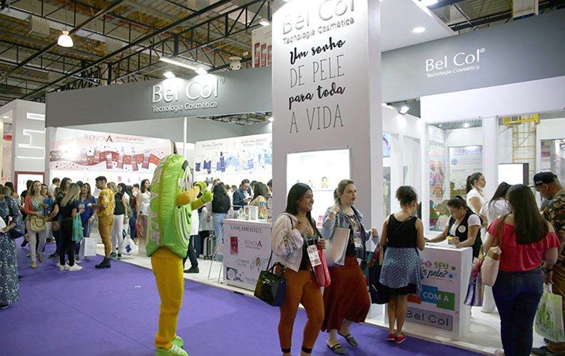 Bel Col participa da 15° edição da Beauty Fair