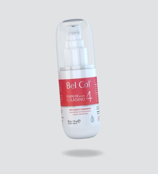 Bel Col 4 - Fluido de Colágeno - 30 ml 1