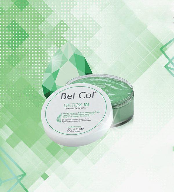 Detox IN - máscara de safira - 50 g 2