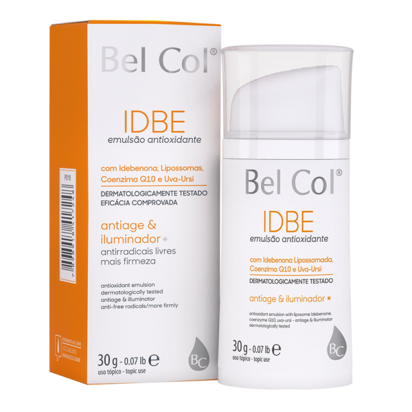 IDBE Emulsion - Emulsão com Idebenona Lipossomada - 30g 2