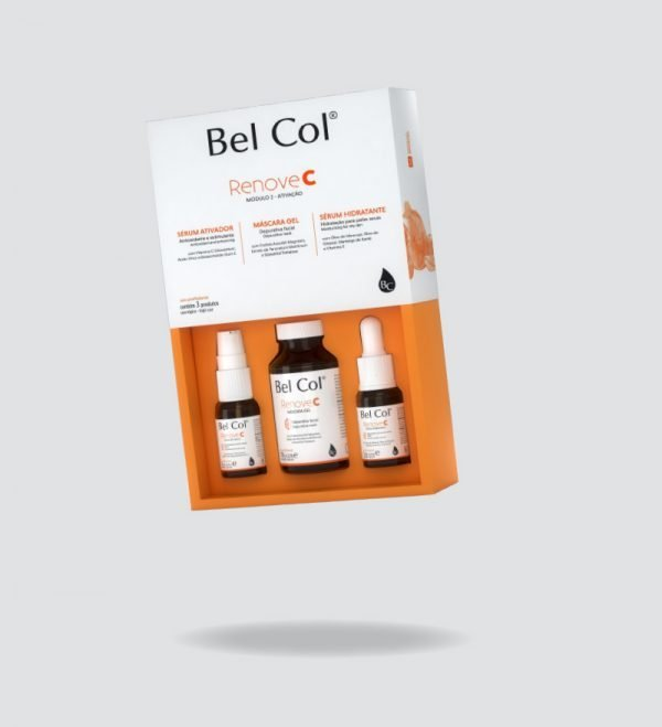 Renove C - Módulo 2 Ativação - 3 itens - Vitamina c 1