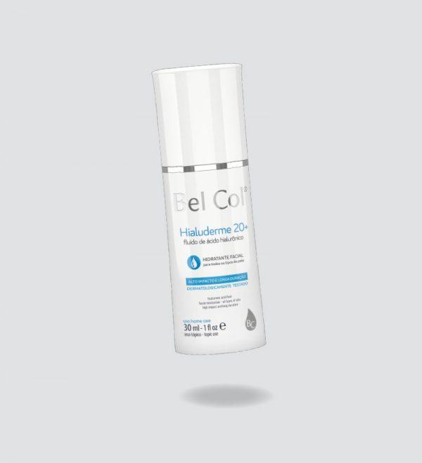 Hialuderme 20+ Fluido de Ácido Hialurônico - 30ml 1