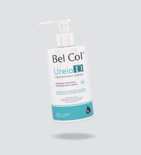 Ureia 10 - Creme Reidratante Corporal 1