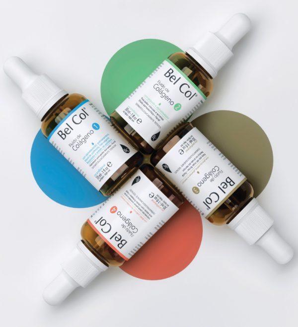 Bel Col 3 PRO - Fluido de Colágeno - 30 ml 3