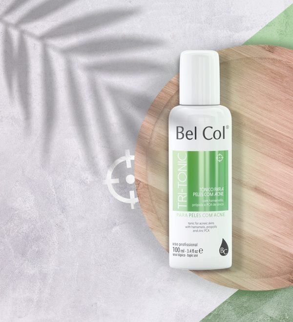 Tri-Tonic Profissional - tônico para peles com acne - 110 ml 1