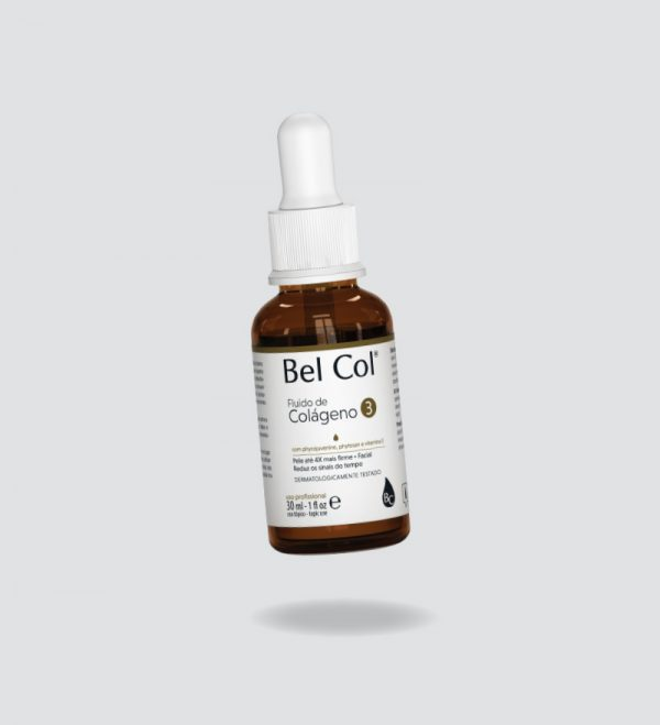 Bel Col 3 PRO - Fluido de Colágeno - 30 ml 1