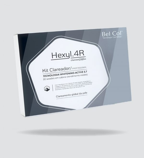 Kit Hexyl.4R - Charcoal Edition 1