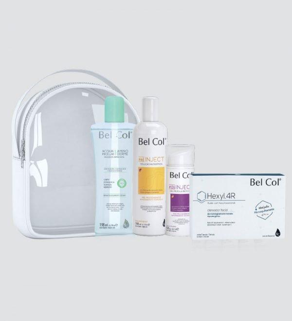Kit Clareamento para Microagulhamento Hexyl.4R - 4 itens 1