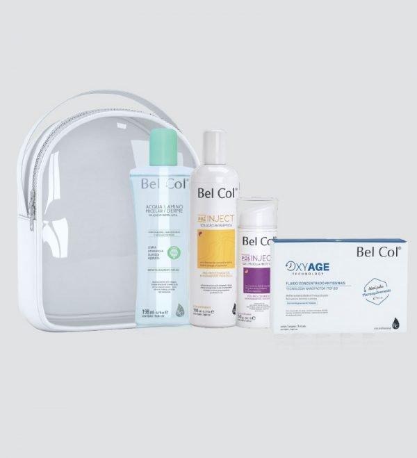 Kit Reparação Tecidual para Microagulhamento Oxyage - 4 itens 1