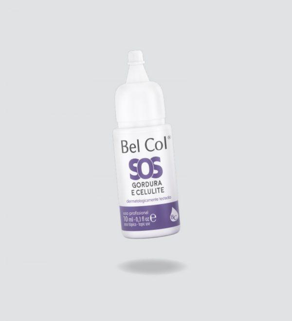 SOS Gordura Localizada e Celulite - Fluido Concentrado - 10ml 1