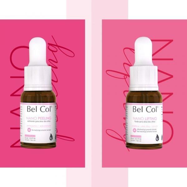 Kit Nano Eye Pro-Solution - Para a área dos olhos - 15 ml cada 2