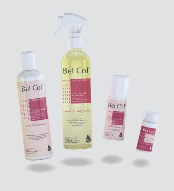 Kit Completo para Micropigmentação Micro-Dermopigment 1