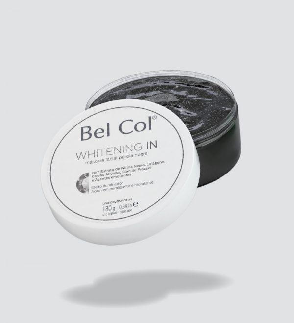 Whitening IN - Máscara de Pérola Negra - 180g 1