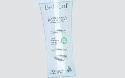 Acqua Micelar Aminoderme – Solução de limpeza Água Micelar – 198 ml