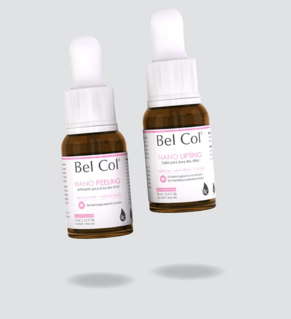Kit Nano Eye Pro-Solution - Para a área dos olhos - 15 ml cada 1