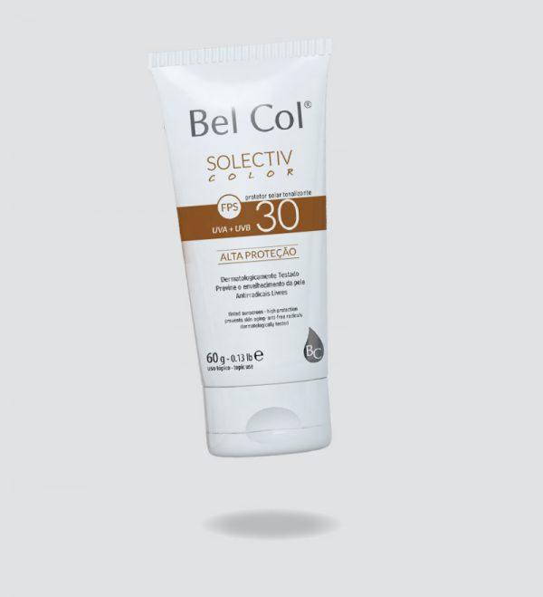 Solectiv Color FPS 30 Bronze- Protetor Solar com tonalizante 60 g 1