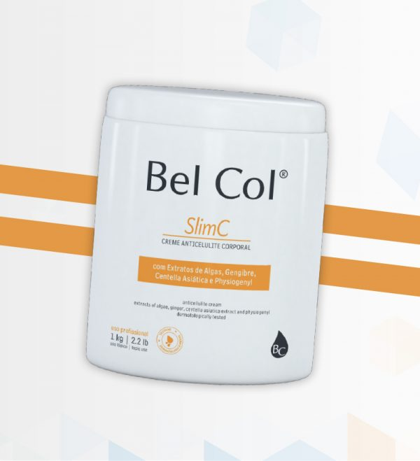 SlimC Profissional - Creme Anticelulite - 1kg 2