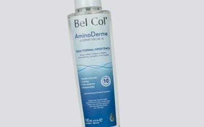 Spray Facial AminoDerme – Água Thermal Hipertônica – 145ml
