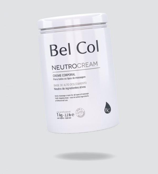 NeutroCream - Creme Neutro para Massagem - 1kg 1