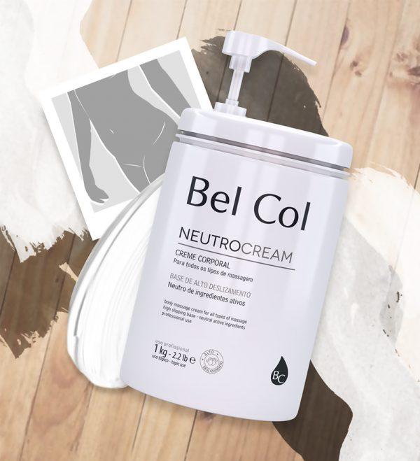 NeutroCream - Creme Neutro para Massagem - 1kg 2