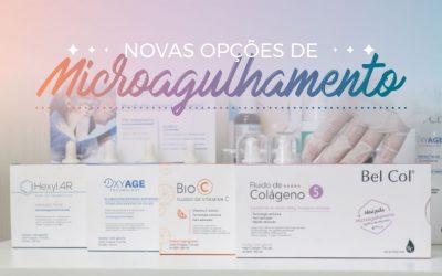 Protocolo Novas Opções de Microagulhamento