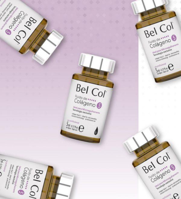 Ampolas Bel Col 5 - Contém 5 monodoses 2