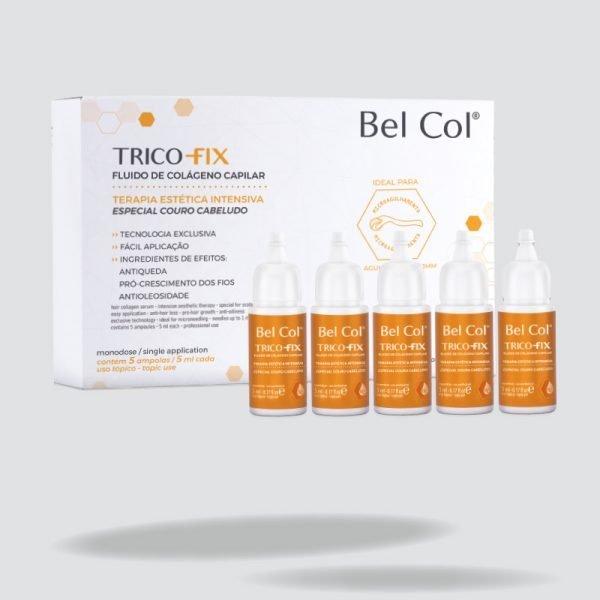 Ampolas Trico-Fix - Contém 5 monodoses 1