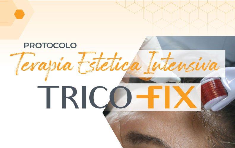 Protocolo Terapia Intensiva Capilar Trico-Fix