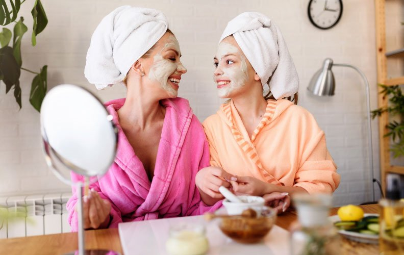 Que tal presentear sua mãe com um sonho de pele ?